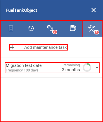 maintenance overview fms documentation